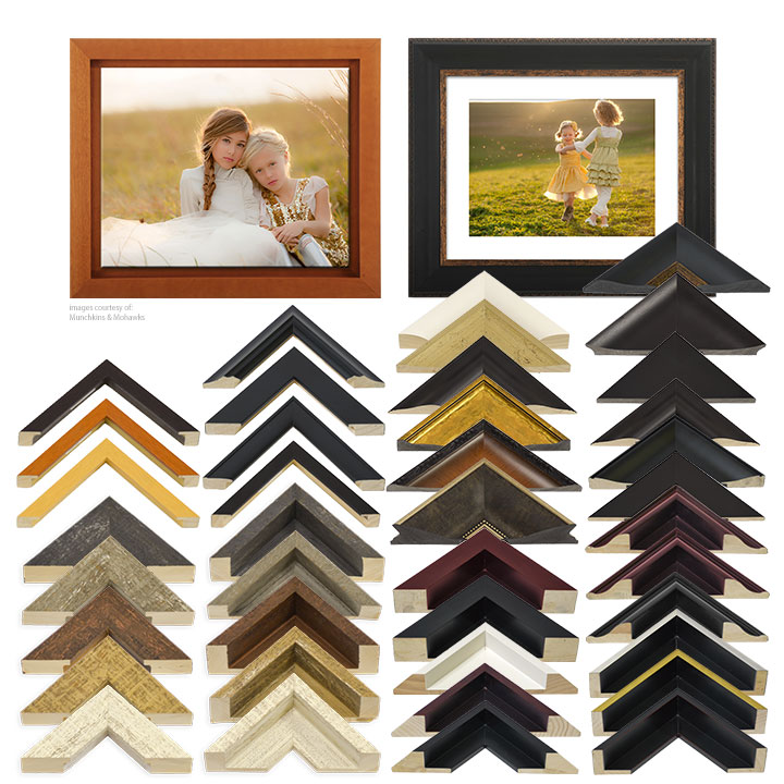 Sales simply color lab custom framing starter kit reheart Images