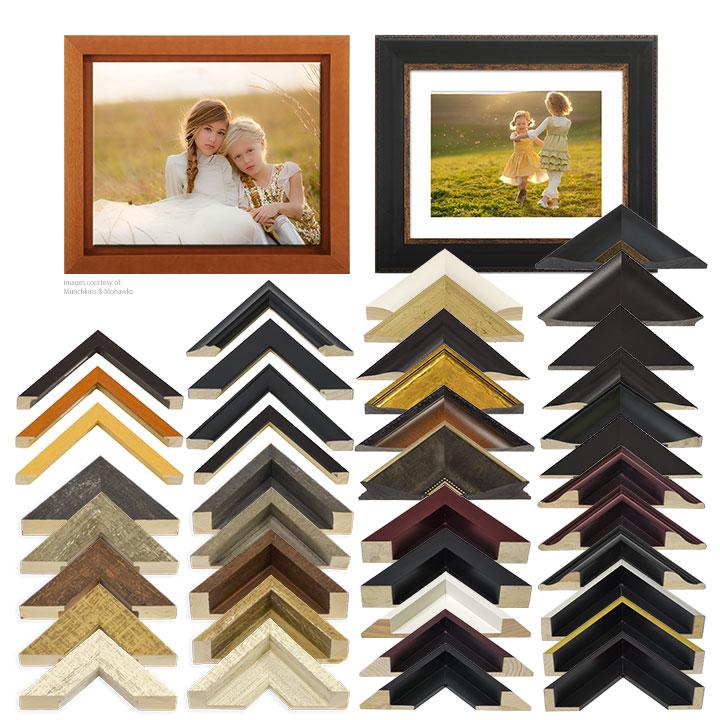 Fine Art Frames - Simply Color Lab