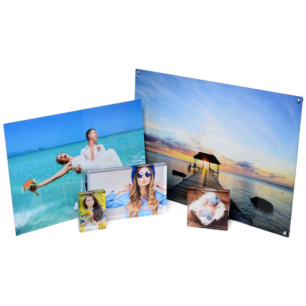 Acrylic prints simply color lab acrylic reheart Gallery